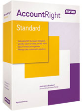 MYOB - AccountRight Standard