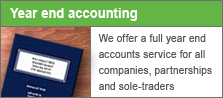 Year End Accounts Outsourcing